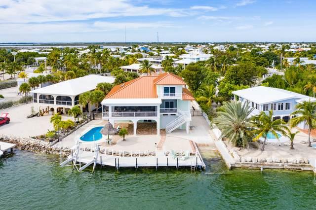 961 W Indies Drive, Ramrod Key, FL 33042 (MLS #594356) :: Coastal Collection Real Estate Inc.