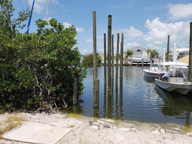 100 Avenue I #35, Marathon, FL 33050 (MLS #594368) :: Key West Vacation Properties & Realty