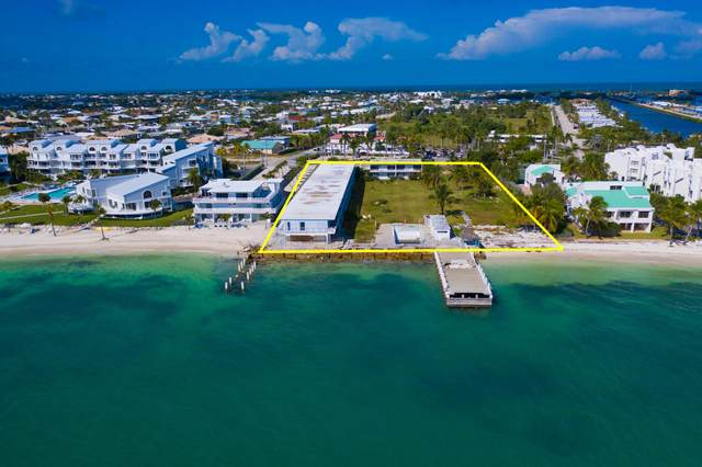721 W Ocean Drive, Key Colony, FL 33051 (MLS #594413) :: KeyIsle Group