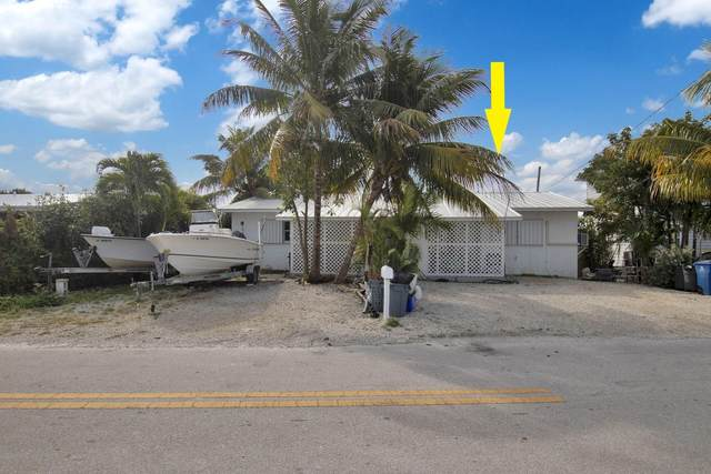 10747 3Rd Avenue Gulf, Marathon, FL 33050 (MLS #594447) :: Brenda Donnelly Group