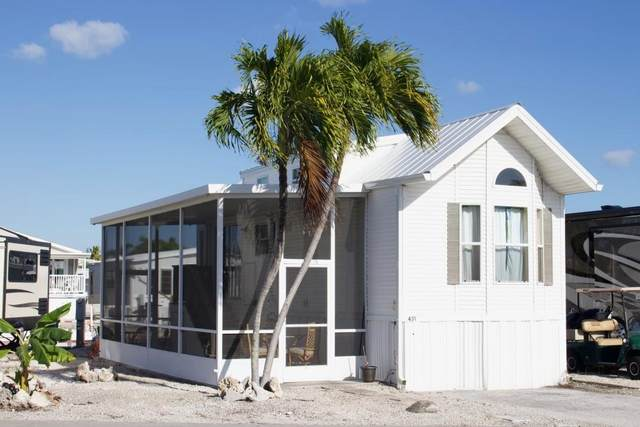 701 Spanish Main Drive #431, Cudjoe Key, FL 33042 (MLS #594460) :: Keys Island Team