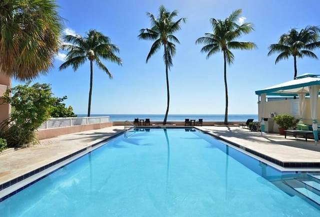 1500 Atlantic Boulevard #413, Key West, FL 33040 (MLS #594523) :: Key West Vacation Properties & Realty