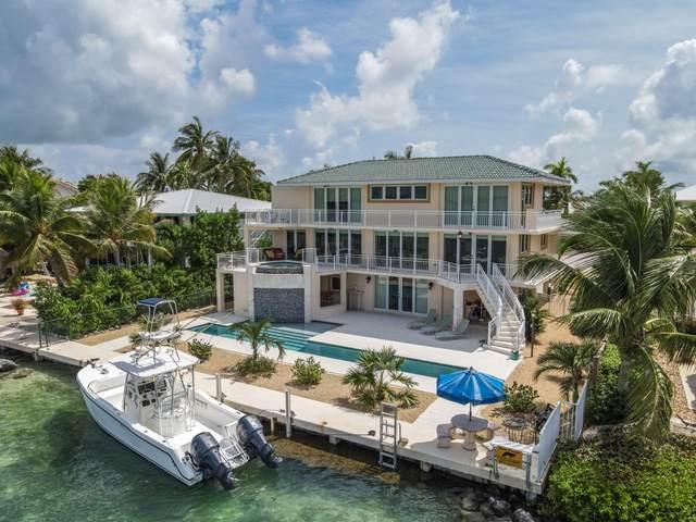 426 Harbour Drive, Duck Key, FL 33050 (MLS #594566) :: Jimmy Lane Home Team