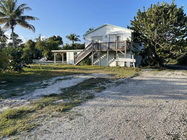 30323 Poinciana Road, Big Pine Key, FL 33043 (MLS #594619) :: Key West Vacation Properties & Realty