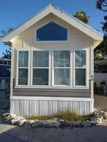 97680 Overseas Highway A13, Key Largo, FL 33037 (MLS #594693) :: Coastal Collection Real Estate Inc.