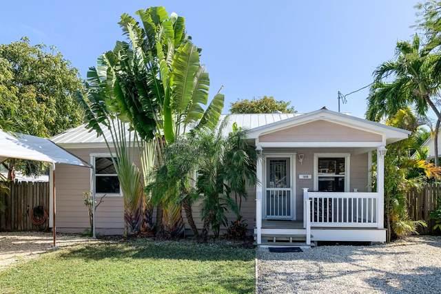1916 Patterson Avenue, Key West, FL 33040 (MLS #594696) :: Infinity Realty, LLC