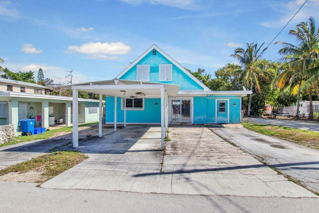 500 43rd Street Gulf, Marathon, FL 33050 (MLS #594774) :: Brenda Donnelly Group