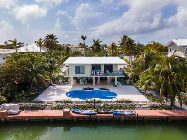 424 Palm Drive, Lower Matecumbe, FL 33036 (MLS #594795) :: Coastal Collection Real Estate Inc.