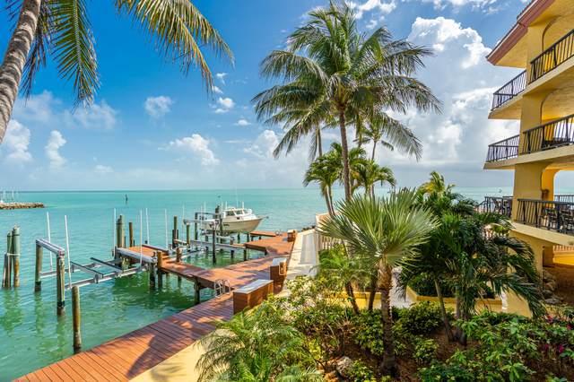 101 E Ocean Drive C-202, Key Colony, FL 33051 (MLS #594803) :: Coastal Collection Real Estate Inc.