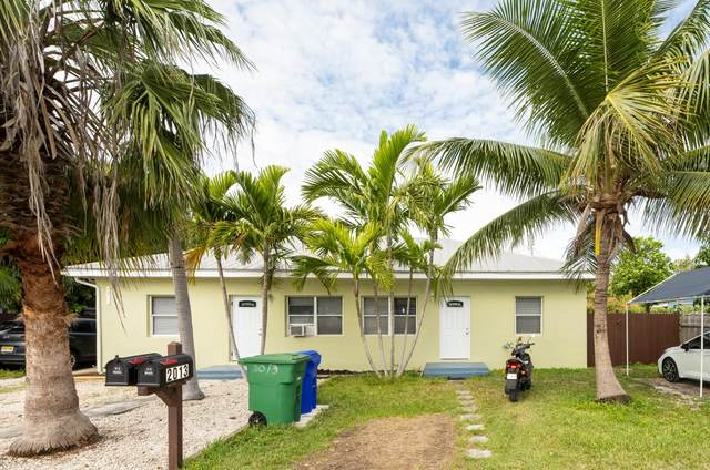 2011-2013 Roosevelt Drive, Key West, FL 33040 (MLS #594808) :: Coastal Collection Real Estate Inc.
