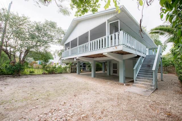 128 Lowe Street, Key Largo, FL 33070 (MLS #594851) :: KeyIsle Realty