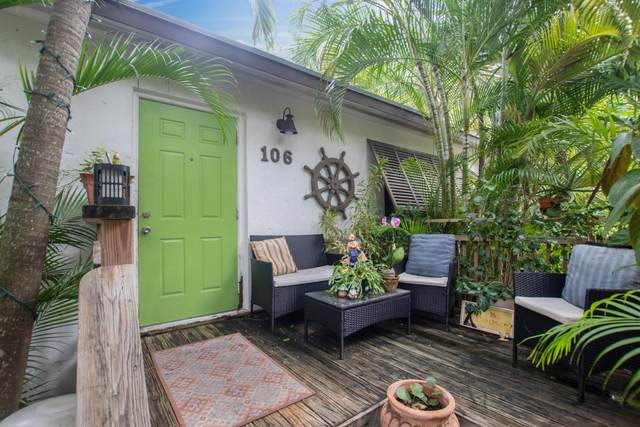 106 Holiday Boulevard, Key Largo, FL 33037 (MLS #594857) :: KeyIsle Realty