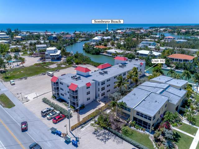 605 Sombrero Beach Road #102, Marathon, FL 33050 (MLS #594880) :: Jimmy Lane Home Team