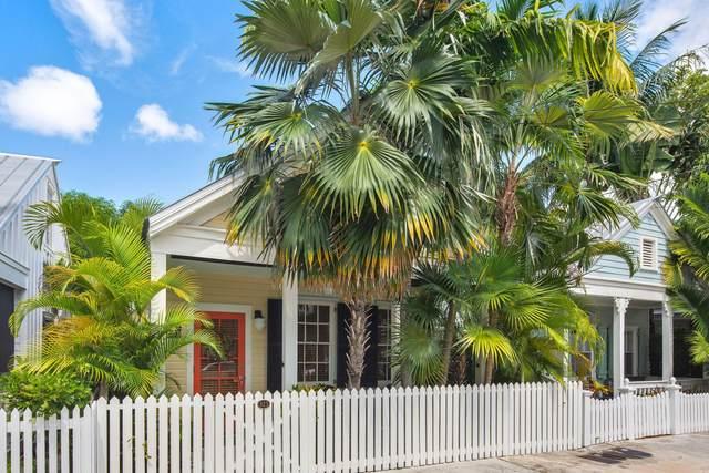 823 Elizabeth Street, Key West, FL 33040 (MLS #594886) :: Jimmy Lane Home Team