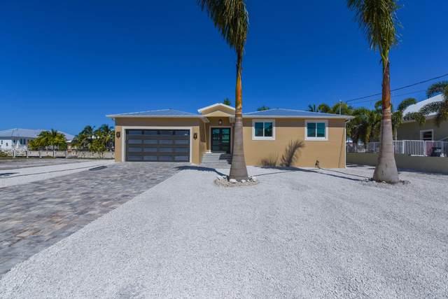 20847 W 5th Avenue, Cudjoe Key, FL 33042 (MLS #594904) :: Keys Island Team