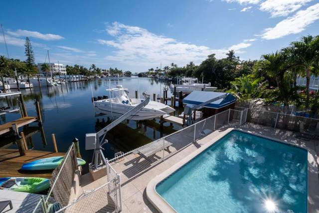 105 Galleon Road, Plantation Key, FL 33036 (MLS #594915) :: Key West Luxury Real Estate Inc