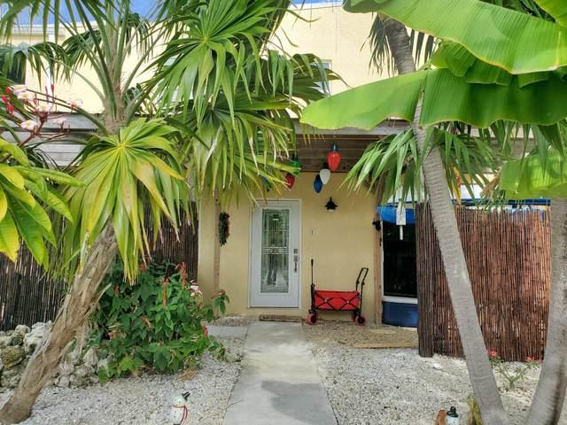 591 Sombrero Beach Road 1B, Marathon, FL 33050 (MLS #594919) :: Infinity Realty, LLC