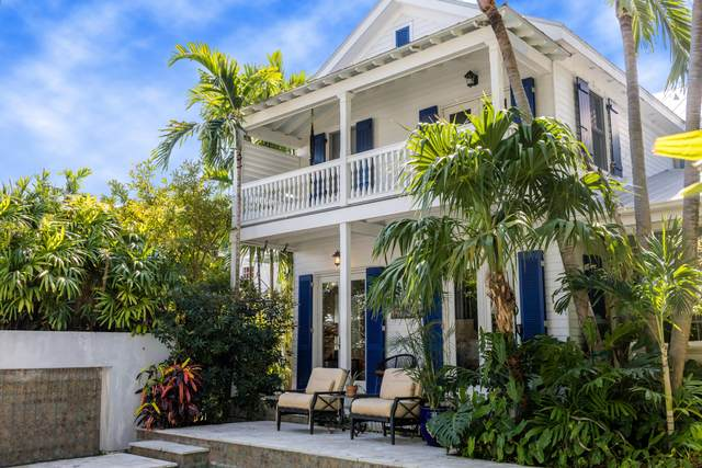 814-816 Elizabeth Street, Key West, FL 33040 (MLS #594936) :: Brenda Donnelly Group