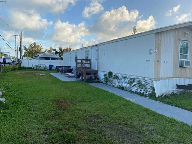 D25 10Th Avenue, Stock Island, FL 33040 (MLS #594959) :: Jimmy Lane Home Team