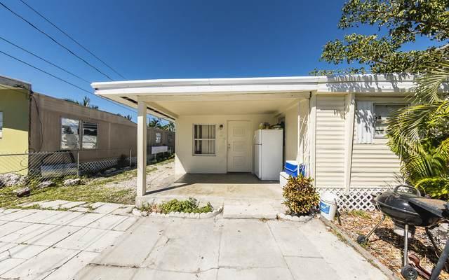 A27 8Th Avenue, Stock Island, FL 33040 (MLS #594961) :: Key West Luxury Real Estate Inc
