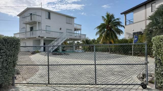 66 Mutiny Place, Key Largo, FL 33037 (MLS #594963) :: KeyIsle Realty