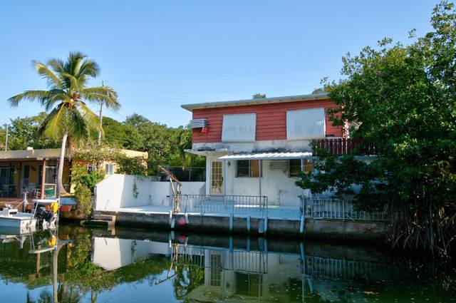 129 Pirates Drive, Key Largo, FL 33037 (MLS #595014) :: Coastal Collection Real Estate Inc.