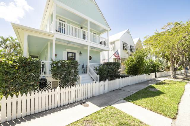 12 Kingfisher Lane, Key West, FL 33040 (MLS #595071) :: Coastal Collection Real Estate Inc.