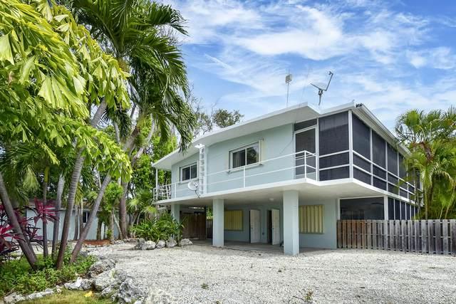 60 Bonefish Avenue, Key Largo, FL 33037 (MLS #595092) :: KeyIsle Group