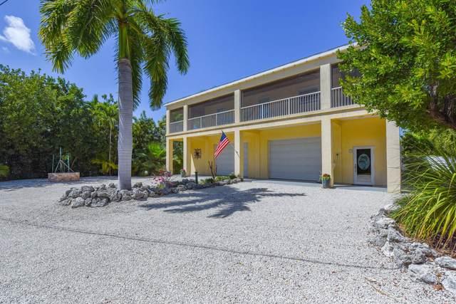 23 E Sugarloaf Drive, Sugarloaf Key, FL 33042 (MLS #595142) :: Jimmy Lane Home Team