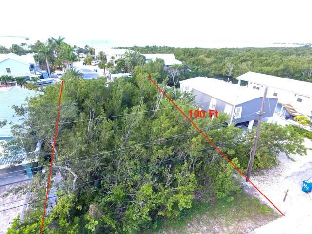 22322 La Fitte Drive, Cudjoe Key, FL 33042 (MLS #595191) :: The Mullins Team