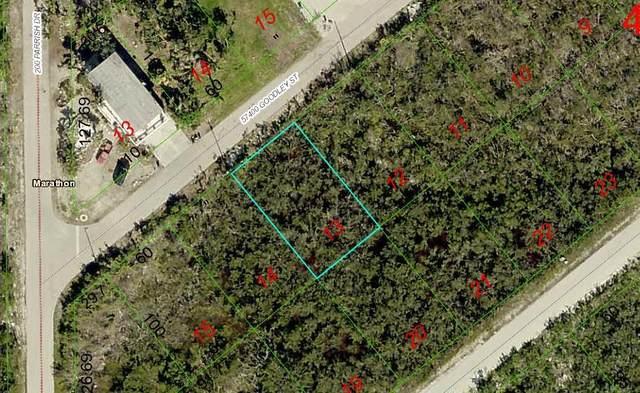 Lot 13 Goodley Street, Marathon, FL 33050 (MLS #595273) :: The Mullins Team