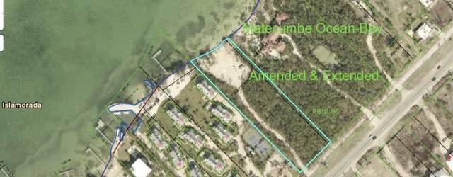 75850 Overseas Highway, Lower Matecumbe, FL 33036 (MLS #595290) :: Brenda Donnelly Group