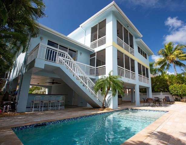 118 Bayview Isle Drive, Plantation Key, FL 33036 (MLS #595315) :: Jimmy Lane Home Team