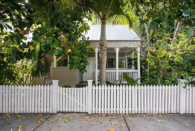 1008 Southard Street, Key West, FL 33040 (MLS #595324) :: Jimmy Lane Home Team
