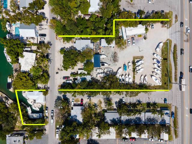 81954 Overseas Highway, Upper Matecumbe Key Islamorada, FL 33036 (MLS #595333) :: Jimmy Lane Home Team