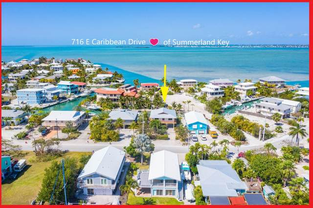 716 E Caribbean Drive, Summerland Key, FL 33042 (MLS #595355) :: Keys Island Team