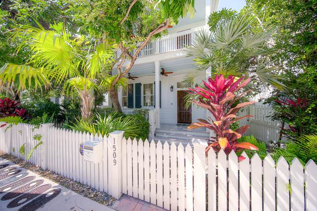 1509 Pine Street, Key West, FL 33040 (MLS #595373) :: Coastal Collection Real Estate Inc.