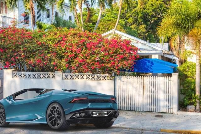 802 Simonton Street, Key West, FL 33040 (MLS #595401) :: Key West Vacation Properties & Realty