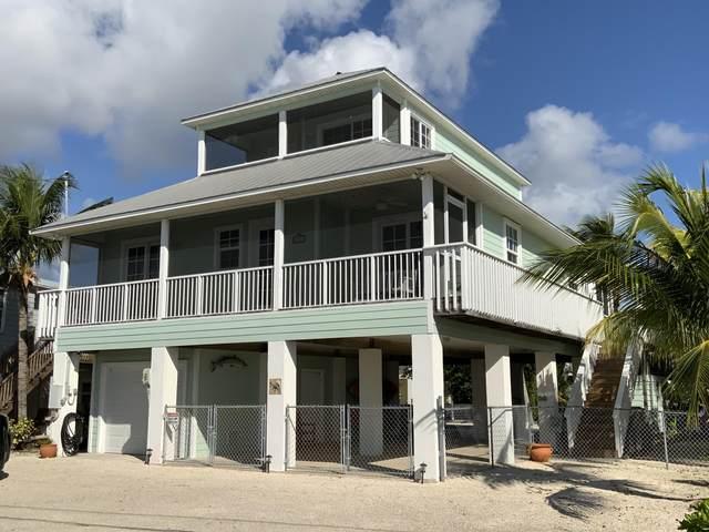 537 Heck Avenue, Little Torch Key, FL 33042 (MLS #595453) :: The Mullins Team