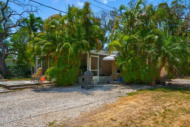 1007 Gibraltar Road, Key Largo, FL 33037 (MLS #595463) :: Brenda Donnelly Group