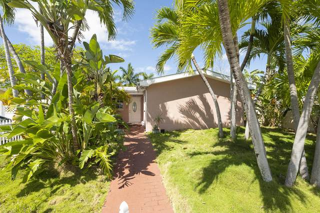 3747 Paula Avenue, Key West, FL 33040 (MLS #595512) :: Key West Luxury Real Estate Inc