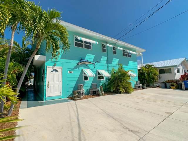 330 4Th Street, Key Colony, FL 33051 (MLS #595521) :: Coastal Collection Real Estate Inc.