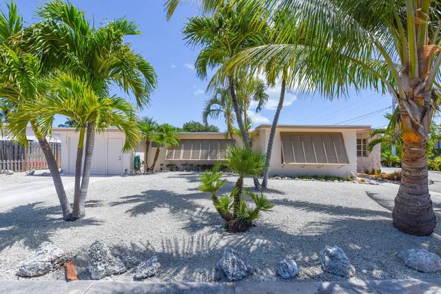 1280 Harbor Drive, Marathon, FL 33050 (MLS #595540) :: Jimmy Lane Home Team
