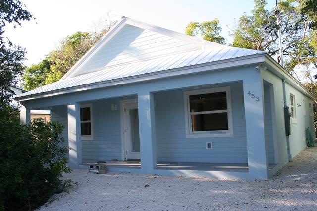 453 Lime Drive, Key Largo, FL 33037 (MLS #595547) :: Coastal Collection Real Estate Inc.