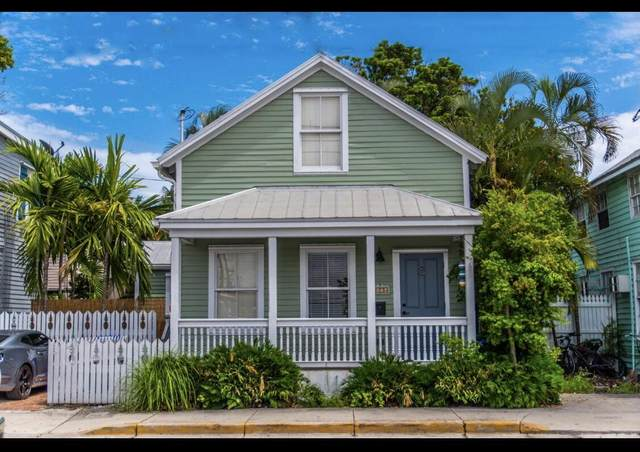 1124 Eaton Street, Key West, FL 33040 (MLS #595562) :: Key West Luxury Real Estate Inc