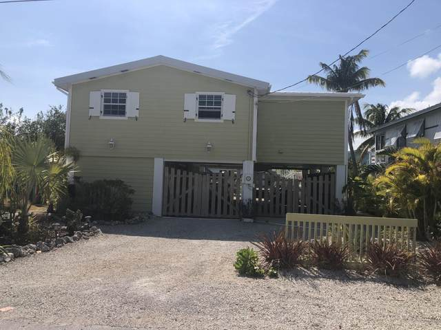 478 Blackbeard Road, Little Torch Key, FL 33042 (MLS #595581) :: Jimmy Lane Home Team