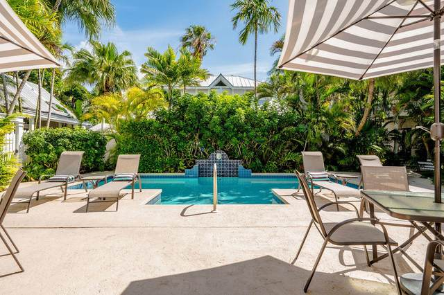 1215 Grinnell Street D, Key West, FL 33040 (MLS #595596) :: The Mullins Team