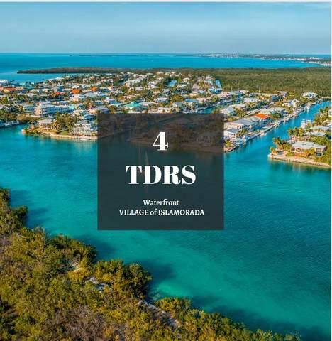 4 Tdrs - Bundle, Lower Matecumbe, FL 33036 (MLS #595619) :: Brenda Donnelly Group