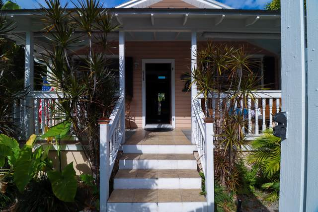 619 Thomas Street, Key West, FL 33040 (MLS #595627) :: The Mullins Team
