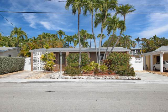 1119 16Th, Key West, FL 33040 (MLS #595636) :: The Mullins Team